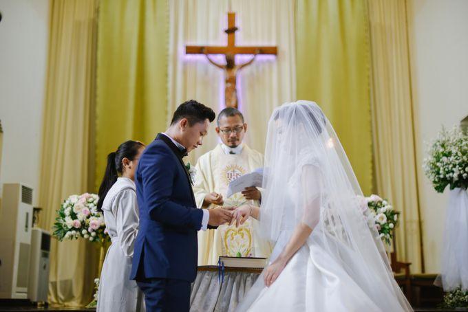 THE WEDDING OF ROCKY & DEASY by Alluvio - 043