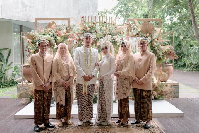 Wedding Puji & Arief by Azila Villa - 015