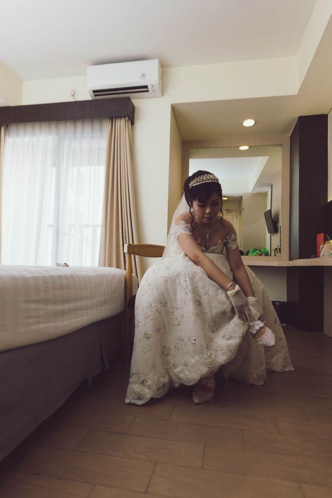 Intimate Wedding VIP 2 Wenny & Edy by Weddingscape - 009