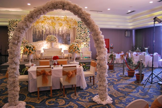 Wedding Reny & Egy by Grand Tebu Hotel - 006