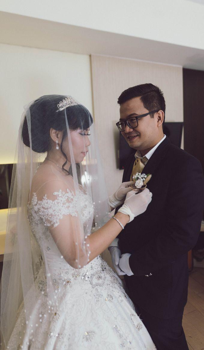 Intimate Wedding VIP 2 Wenny & Edy by Weddingscape - 015