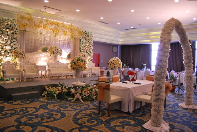 Wedding Reny & Egy by Grand Tebu Hotel - 007