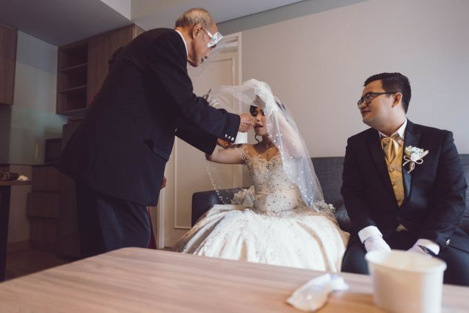 Intimate Wedding VIP 2 Wenny & Edy by Weddingscape - 018