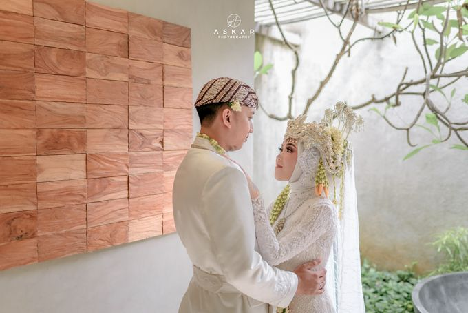 Wedding Puji & Arief by Azila Villa - 019