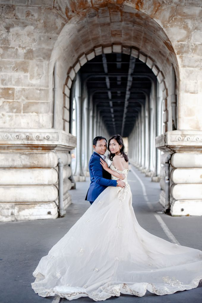 Pre Wedding Paris by Bondan Photoworks - 003