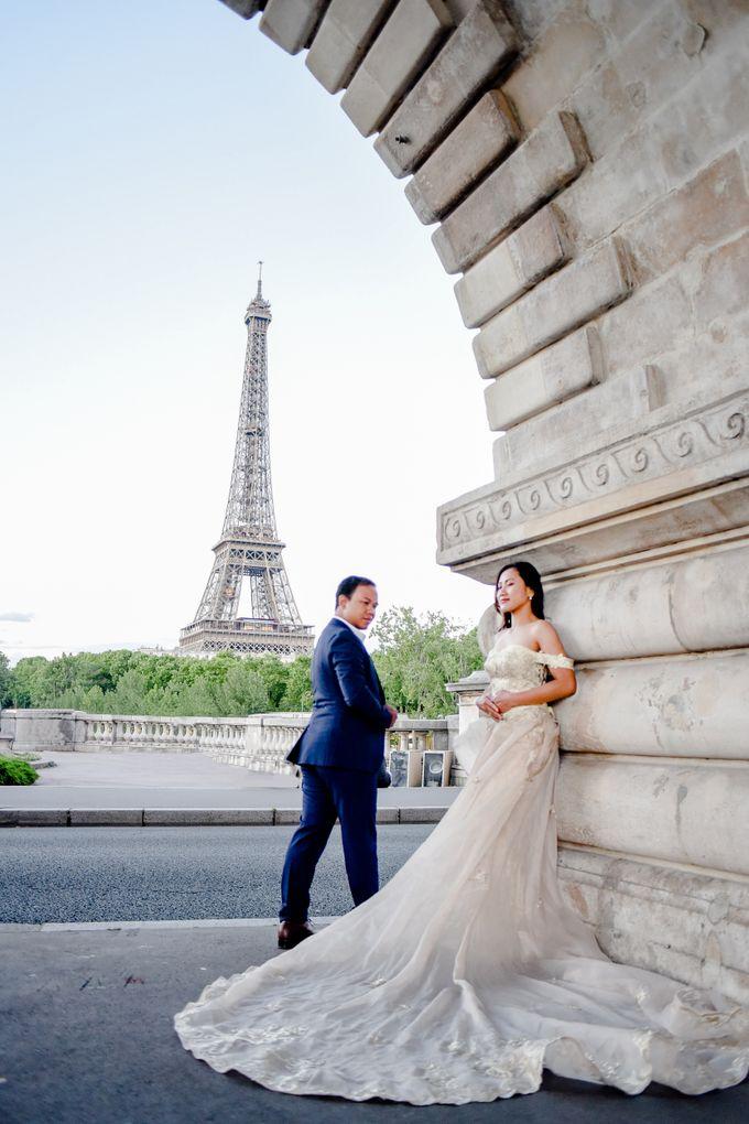 Pre Wedding Paris by Bondan Photoworks - 004