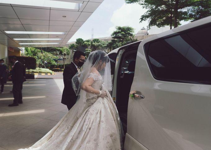 Intimate Wedding VIP 2 Wenny & Edy by Weddingscape - 019
