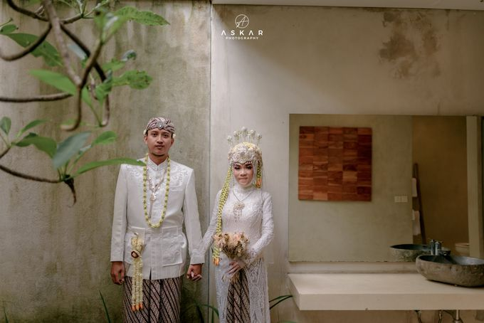 Wedding Puji & Arief by Azila Villa - 018
