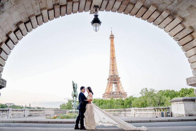 Pre Wedding Paris by Bondan Photoworks - 005