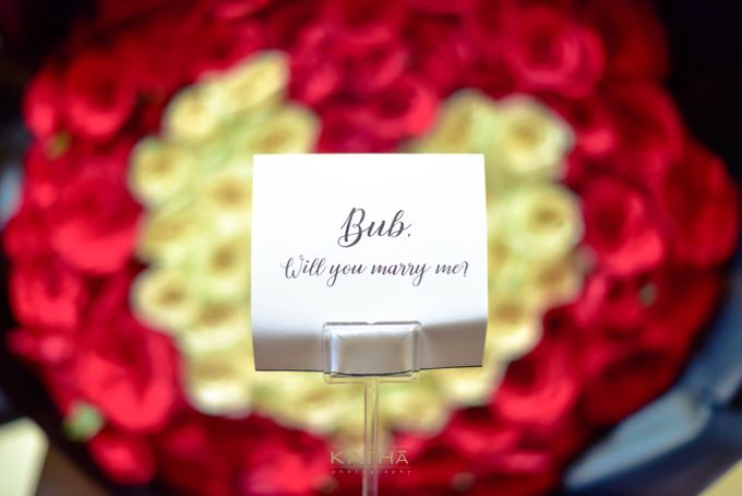 Romantic Engagement of Inda & Rino by Katha Photography - 013