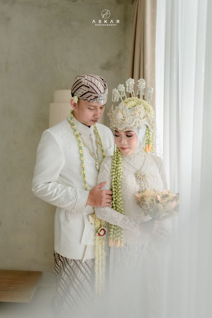 Wedding Puji & Arief by Azila Villa - 001