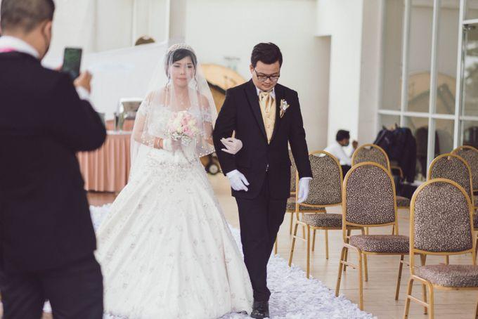Intimate Wedding VIP 2 Wenny & Edy by Weddingscape - 021