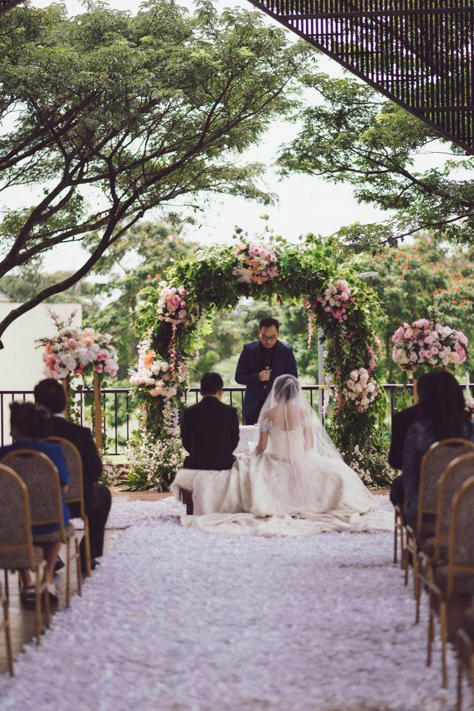 Intimate Wedding VIP 2 Wenny & Edy by Weddingscape - 022
