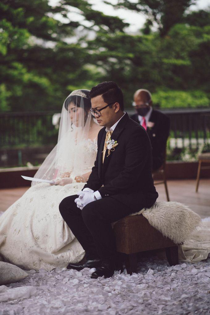 Intimate Wedding VIP 2 Wenny & Edy by Weddingscape - 023