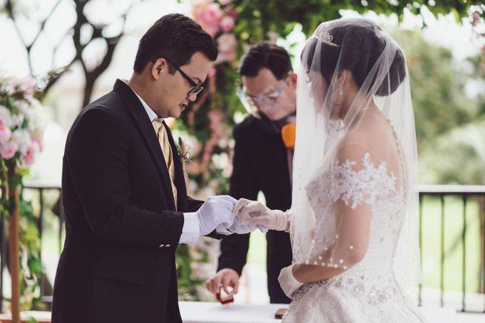 Intimate Wedding VIP 2 Wenny & Edy by Weddingscape - 025