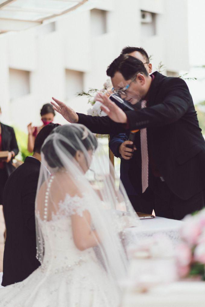 Intimate Wedding VIP 2 Wenny & Edy by Weddingscape - 028