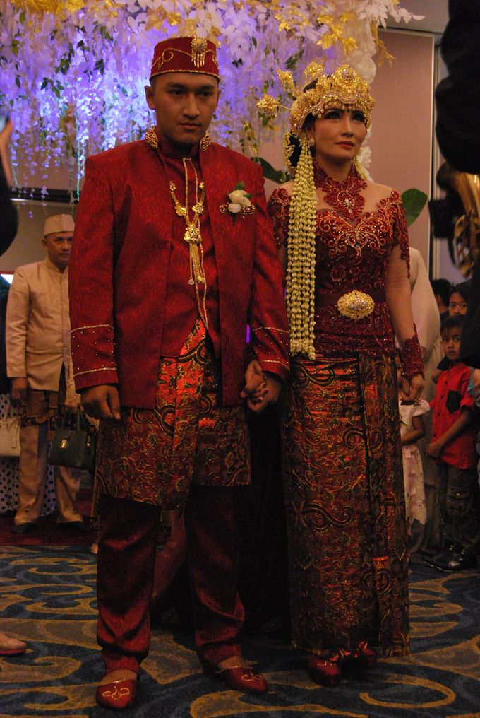 Wedding Reny & Egy by Grand Tebu Hotel - 009
