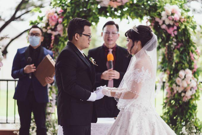 Intimate Wedding VIP 2 Wenny & Edy by Weddingscape - 029