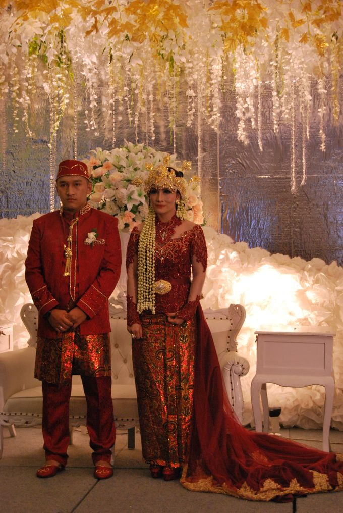 Wedding Reny & Egy by Grand Tebu Hotel - 010