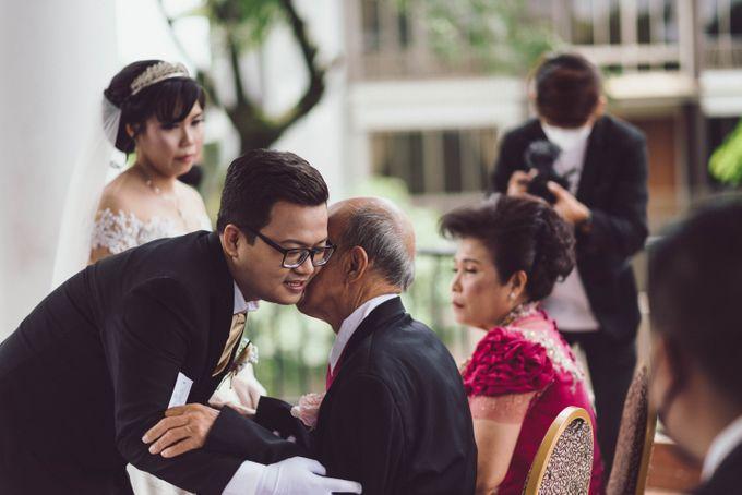 Intimate Wedding VIP 2 Wenny & Edy by Weddingscape - 032