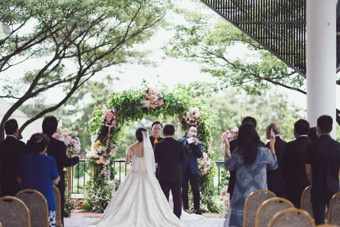 Intimate Wedding VIP 2 Wenny & Edy by Weddingscape - 034