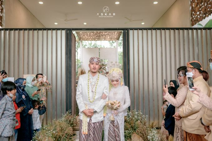 Wedding Puji & Arief by Azila Villa - 017