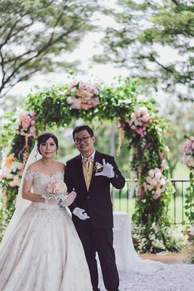 Intimate Wedding VIP 2 Wenny & Edy by Weddingscape - 035