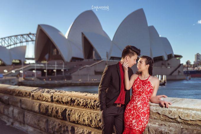 Australia Pre Wedding by Lavio Photography & Cinematography - 003