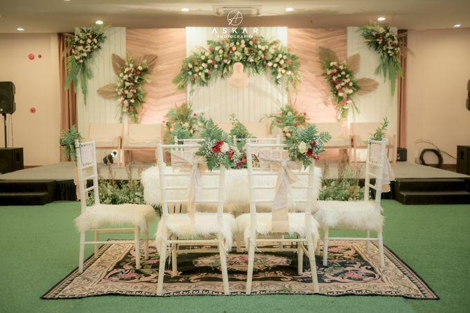 The Wedding of Marini & Mais di HOM Metland, Tambun by Decor Everywhere - 004