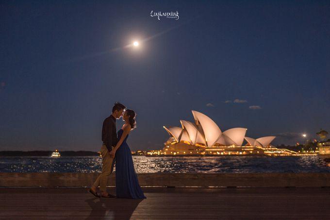 Australia Pre Wedding by Lavio Photography & Cinematography - 005