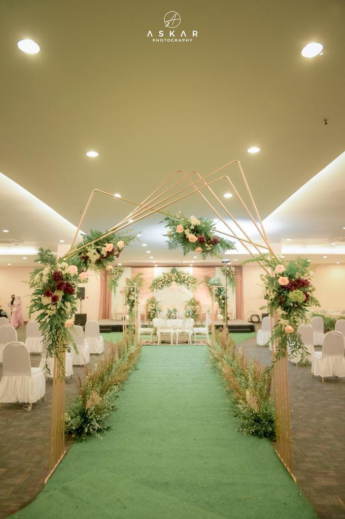 The Wedding of Marini & Mais di HOM Metland, Tambun by Decor Everywhere - 002