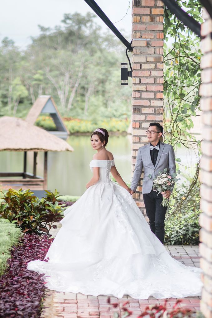 Pre-wedding of Rudy & Molina by Rico Alpacino - 001