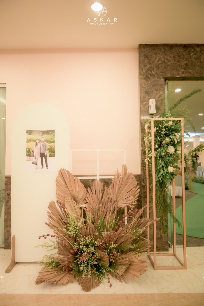 The Wedding of Marini & Mais di HOM Metland, Tambun by Decor Everywhere - 005