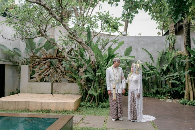 Wedding Puji & Arief by Azila Villa - 023