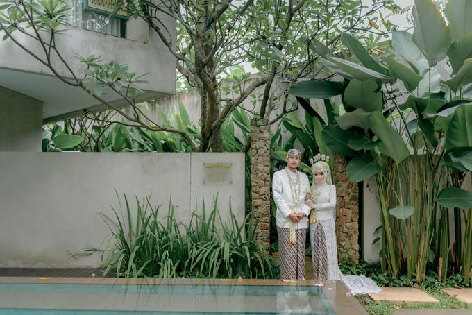 Wedding Puji & Arief by Azila Villa - 022