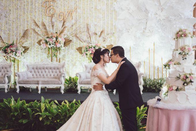 Intimate Wedding VIP 2 Wenny & Edy by Weddingscape - 036
