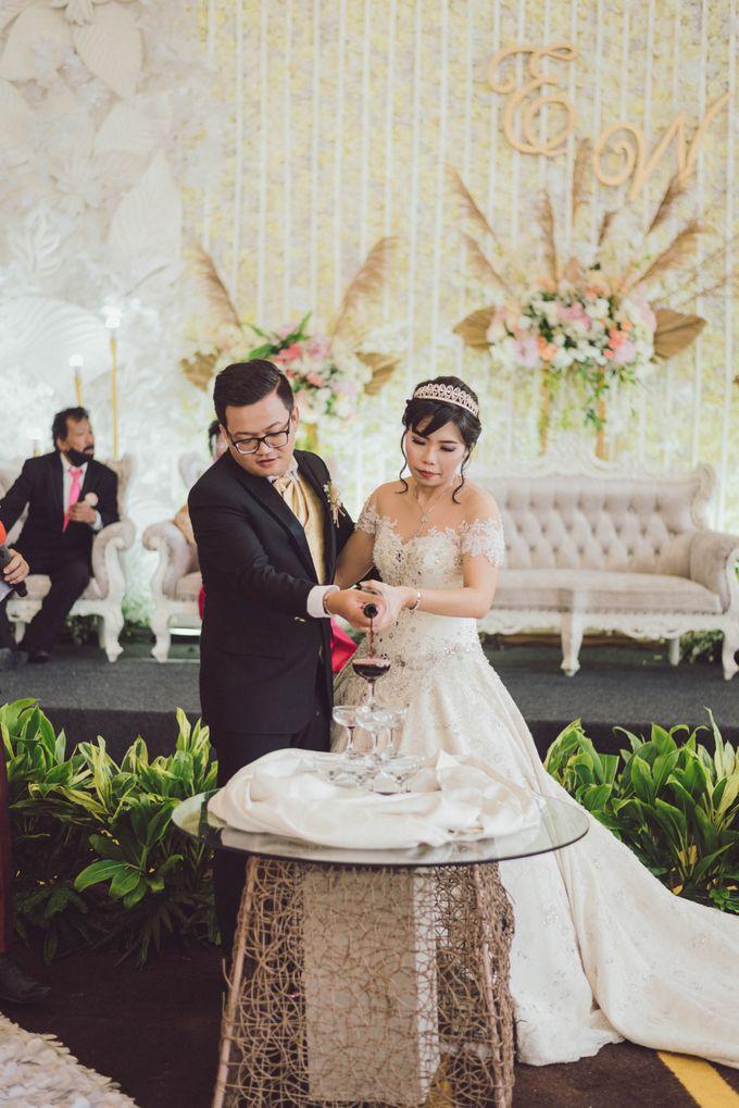 Intimate Wedding VIP 2 Wenny & Edy by Weddingscape - 037