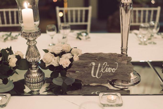 Romantic Tuscan Wedding by C&G Wedding and Event Designer - 004
