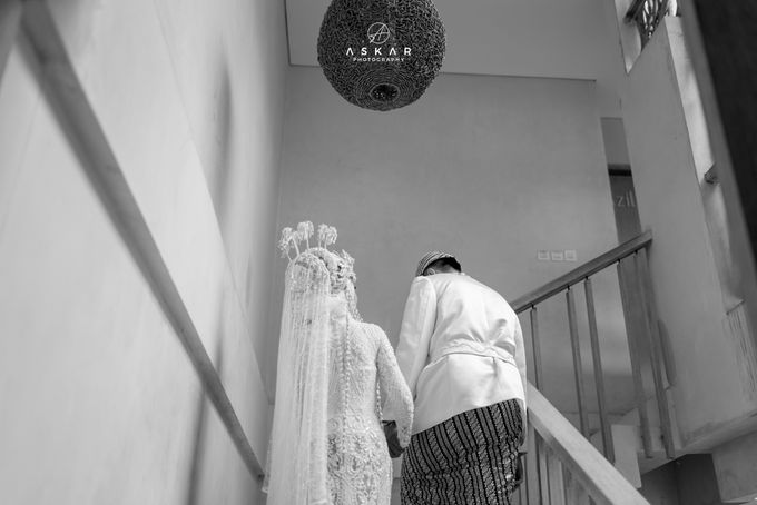 Wedding Puji & Arief by Azila Villa - 021