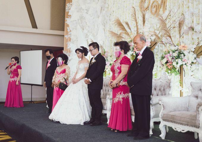 Intimate Wedding VIP 2 Wenny & Edy by Weddingscape - 038