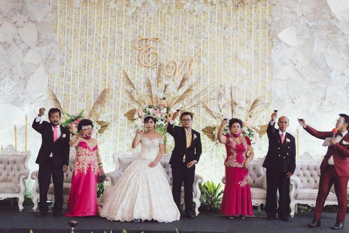 Intimate Wedding VIP 2 Wenny & Edy by Weddingscape - 039