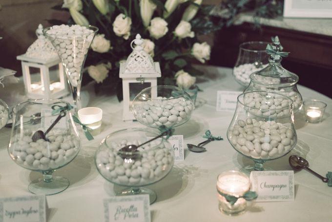 Romantic Tuscan Wedding by C&G Wedding and Event Designer - 001