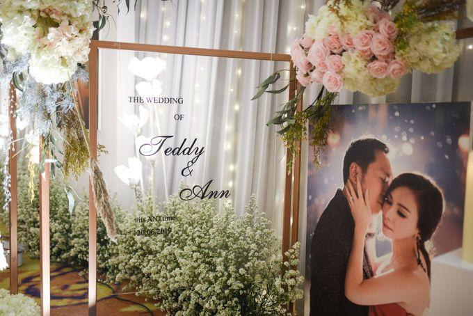 Raffles - Teddy & Ann by Maestro Wedding Organizer - 020