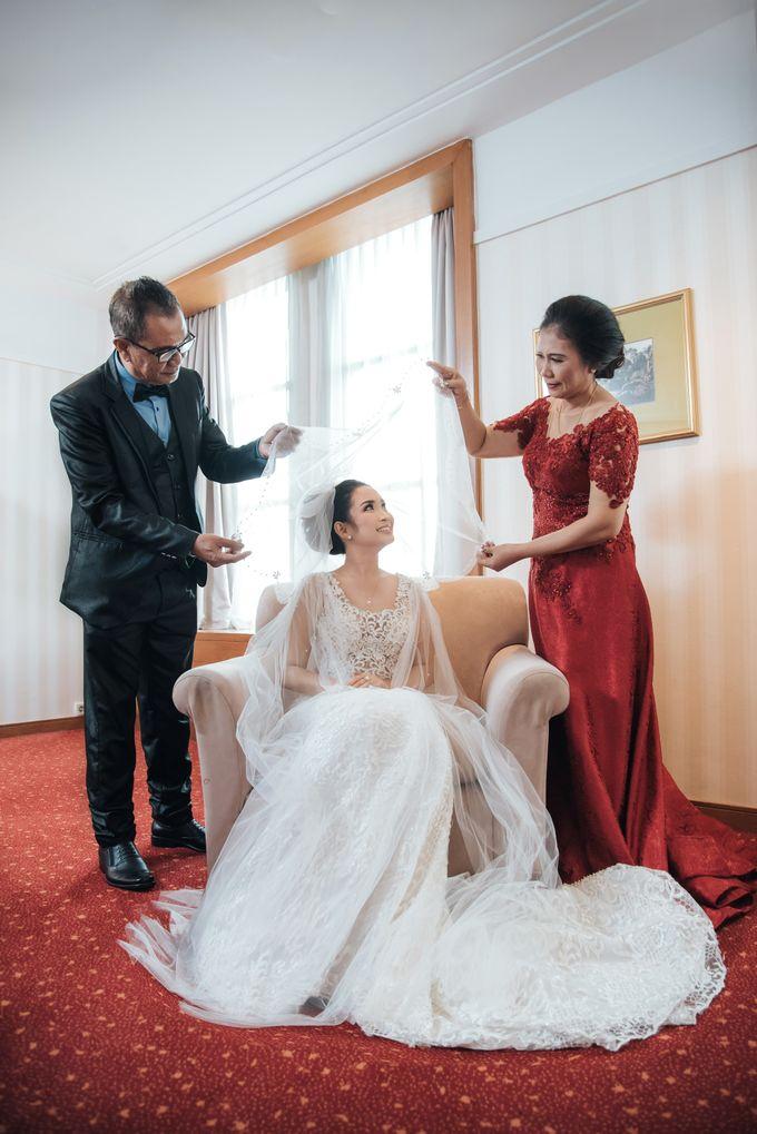 Billy & Vidia Wedding Day by GoFotoVideo - 001
