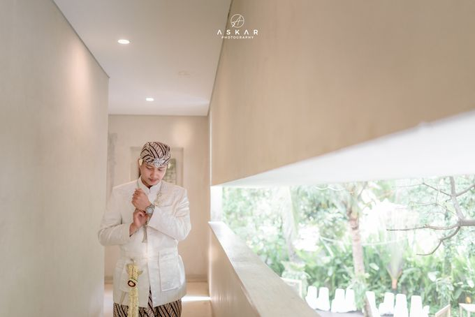Wedding Puji & Arief by Azila Villa - 008