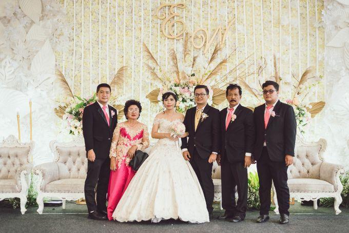Intimate Wedding VIP 2 Wenny & Edy by Weddingscape - 042
