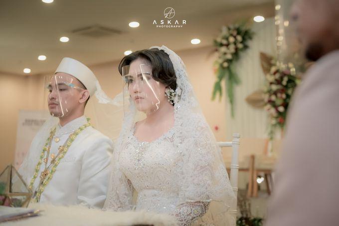 The Wedding of Marini & Mais di HOM Metland, Tambun by Decor Everywhere - 006
