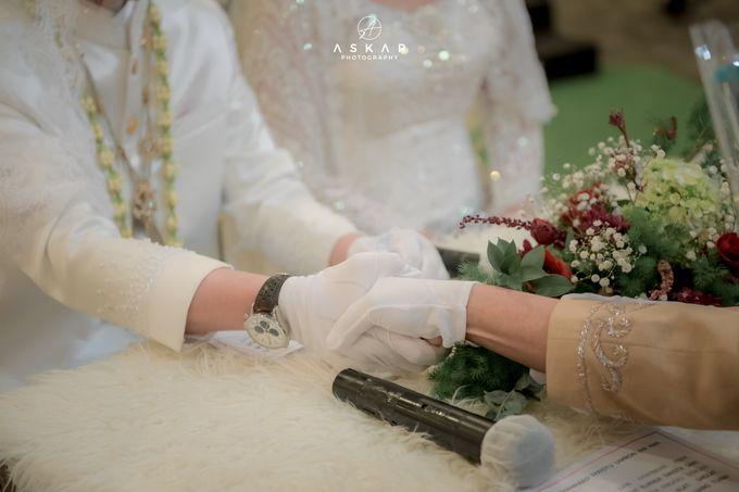 The Wedding of Marini & Mais di HOM Metland, Tambun by Decor Everywhere - 007