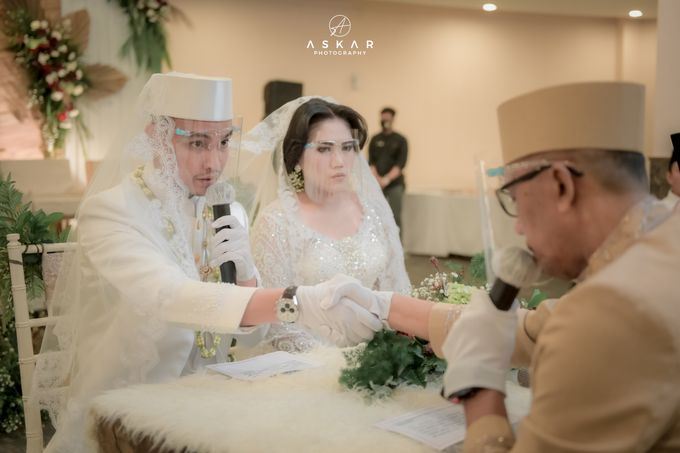 The Wedding of Marini & Mais di HOM Metland, Tambun by Decor Everywhere - 008