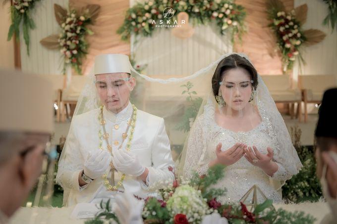 The Wedding of Marini & Mais di HOM Metland, Tambun by Decor Everywhere - 009